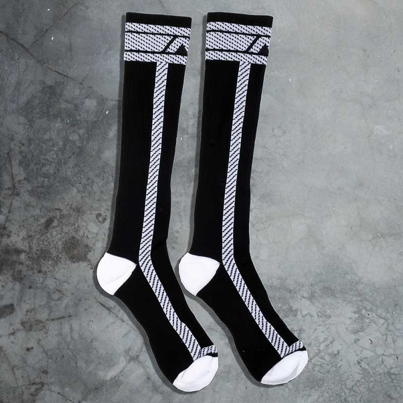 AD-FETISH Knee SOCKS ADF29 hanky code design