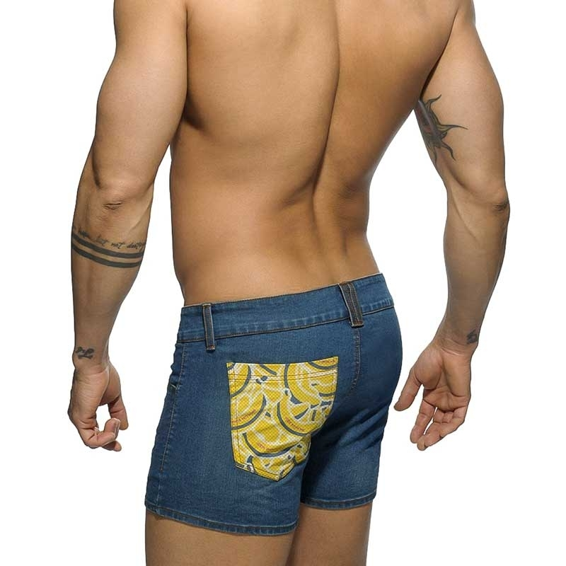 ADDICTED SHORTS AD425 gemusterte Tasche