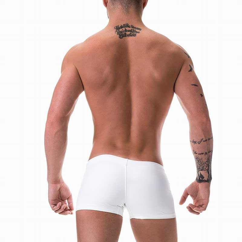 BARCODE Berlin PANT hot NEO BRADY Fetisch Club 91154 Neopren like white