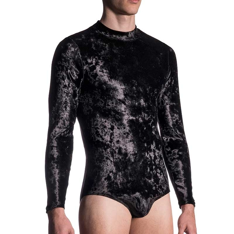 MANSTORE BODY modern ROYAL SAMT Mode M656 Club Wear black