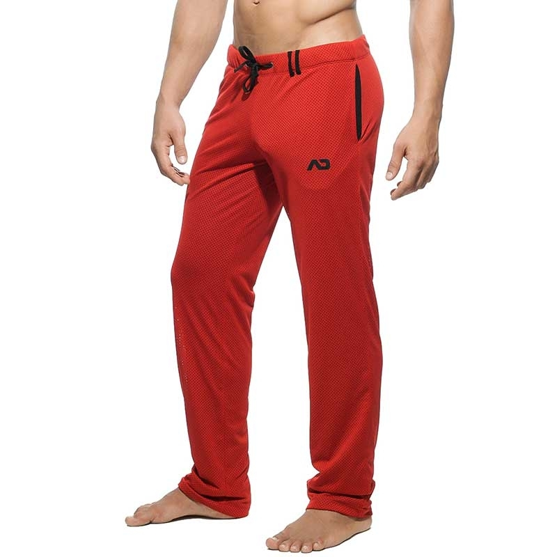 ADDICTED SPORTHOSE mesh AD356 double layer in red