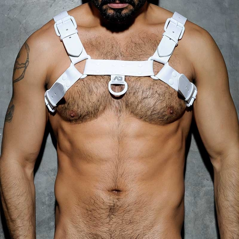 ADDICTED HARNESS ADF31 Leder Bulldog