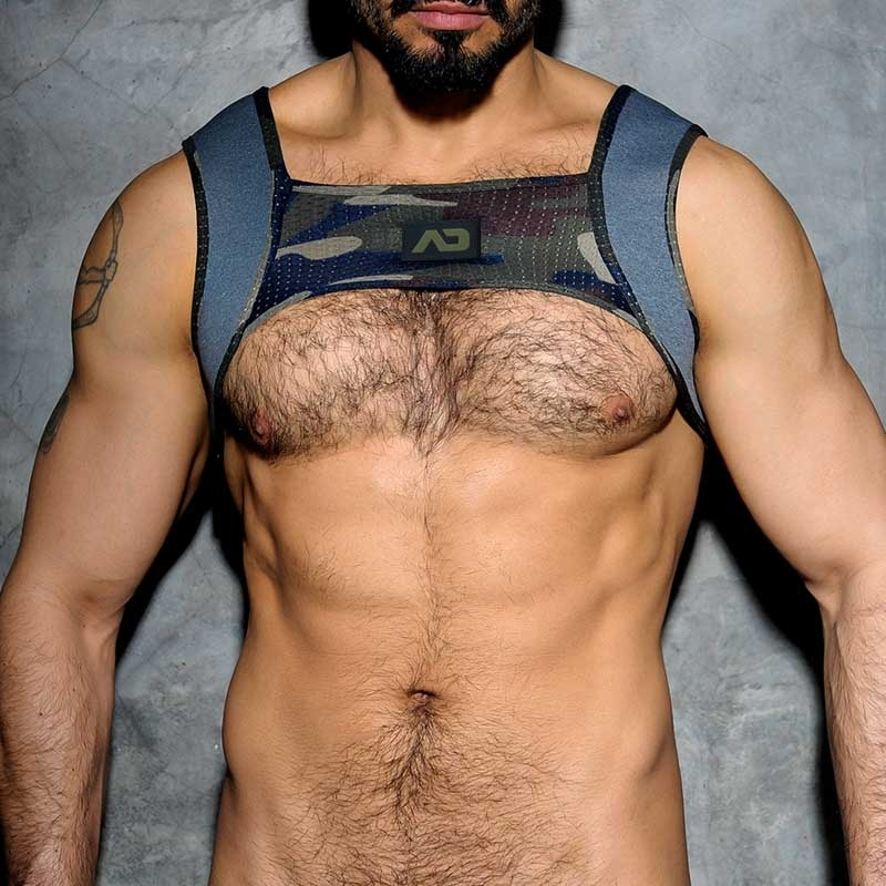ADDICTED HARNESS hot CAMO JAMES Army Modern ADF19 Club Wear camouflage-olive