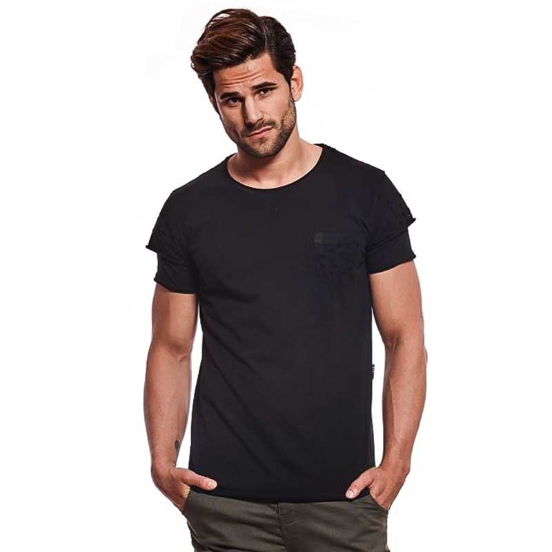 CARISMA T-SHIRT regular BASIC LOCH BEN Tasche CRSM 4391 Mainstream black
