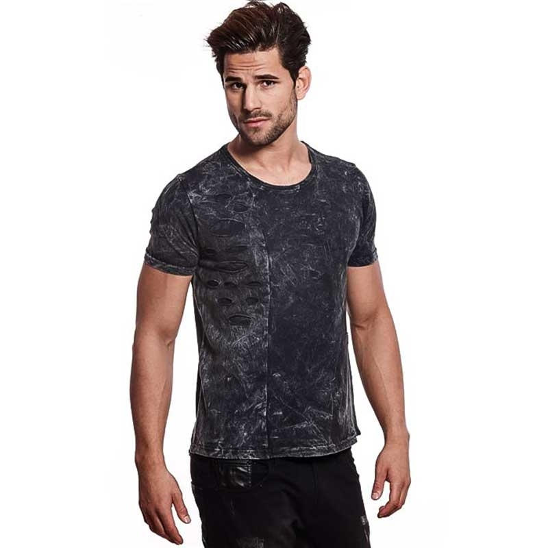 CARISMA T-SHIRT CRSM4358 faded look