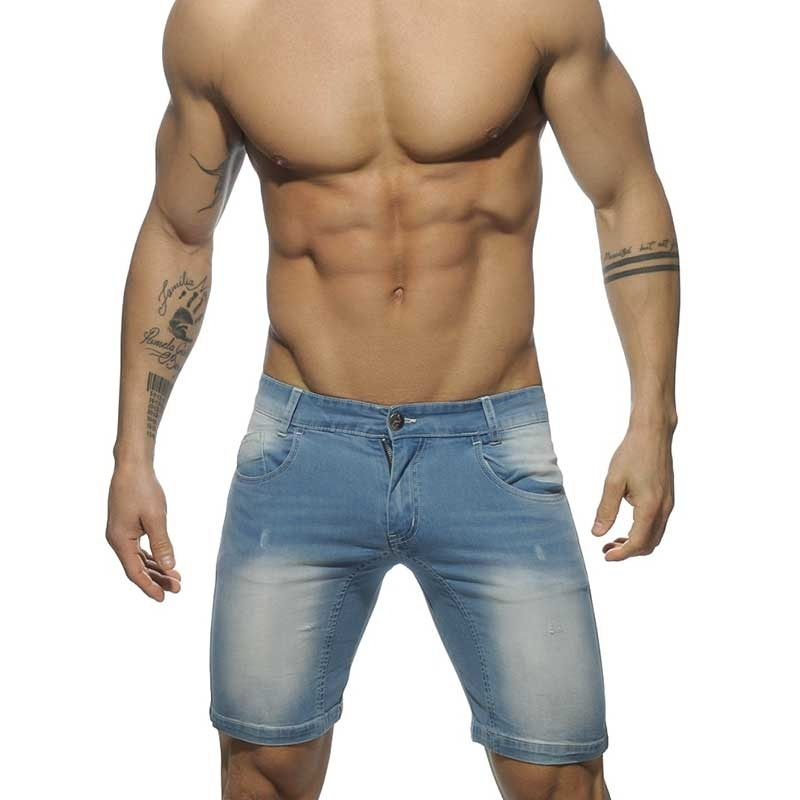 ADDICTED SHORTS hot BLUE JEANS FLORIAN Sommer AD529 Street Wear denim