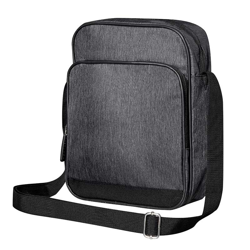 BAGS-2-GO BAG regular LIMA Messenger BS-387 Streetwear anthracite