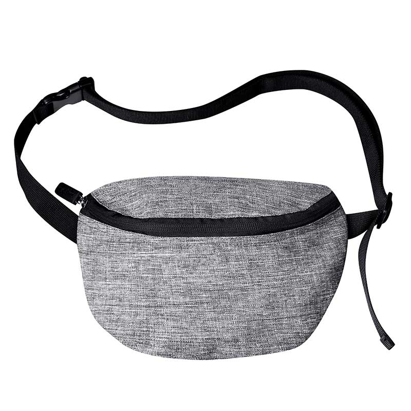 BAGS-2-GO BELT BAG regular CHICAGO All Day BS-15393 Streetwear grey-melange