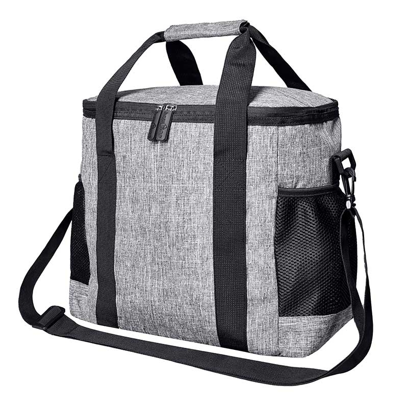 BAGS-2-GO COOLER regular ALASKA Picnic BS-15389 Outdoors grey-melange