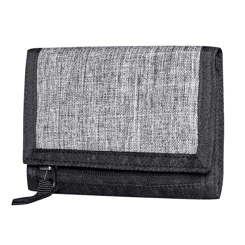 BAGS-2-GO WALLET modern LAS VEGAS Money BS-15394 All Day grey-melange