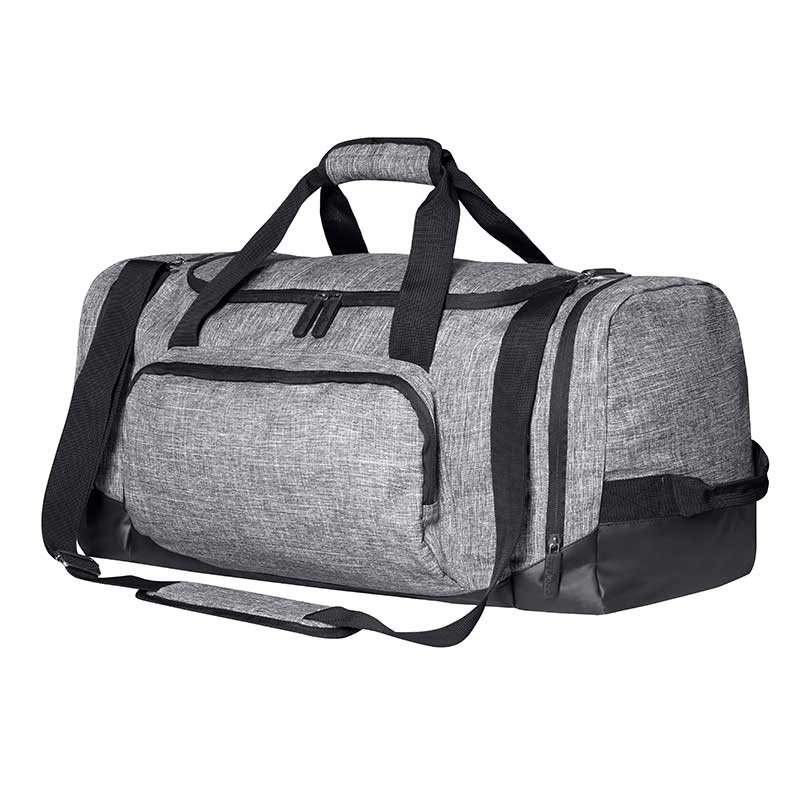 BAGS-2-GO TASCHE regular ATLANTA Sport BS-15383 Gym Wear grey-melange