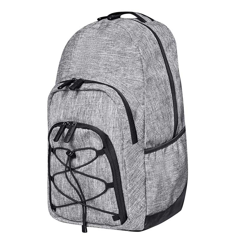 BAGS-2-GO BACKPACK regular ROCKY MOUNTAINS Draussen BS-15378 Aktiv Wear grey-melange