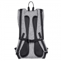 BAGS-2-GO BACKPACK regular GRAND CANYON Draussen BS-14246 Aktiv Wear grey-melange
