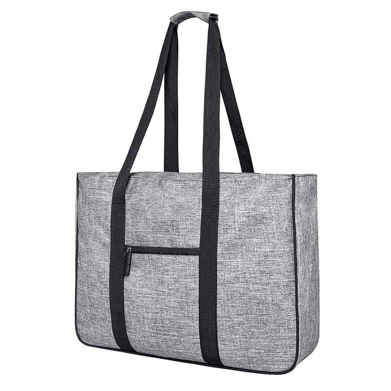 BAGS-2-GO BAG regular FIFTH AVENUE Shopping B2G-15381 Street Style grey-melange