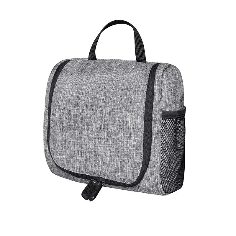 BAGS-2-GO WASHTASCHE regular HAWAII Reise BS-15390 Mainstream grey-melange