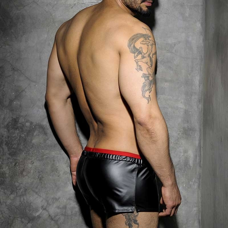 AD-FETISH SHORTSADF50 wetlook boxer