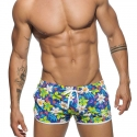 ADDICTED BADESHORTS ADS115 Blumen Muster