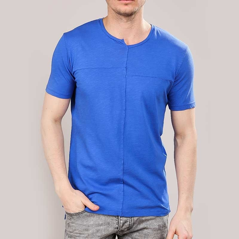 RED BRIDGE T-SHIRT modern DESIGNER HAYDEN Alltag M1161 Mainstream blue