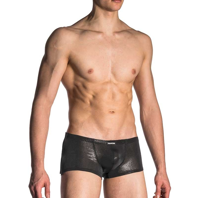 MANSTORE PANT hot STRIPPER MASON Klettverschluss M709 Club Wear black
