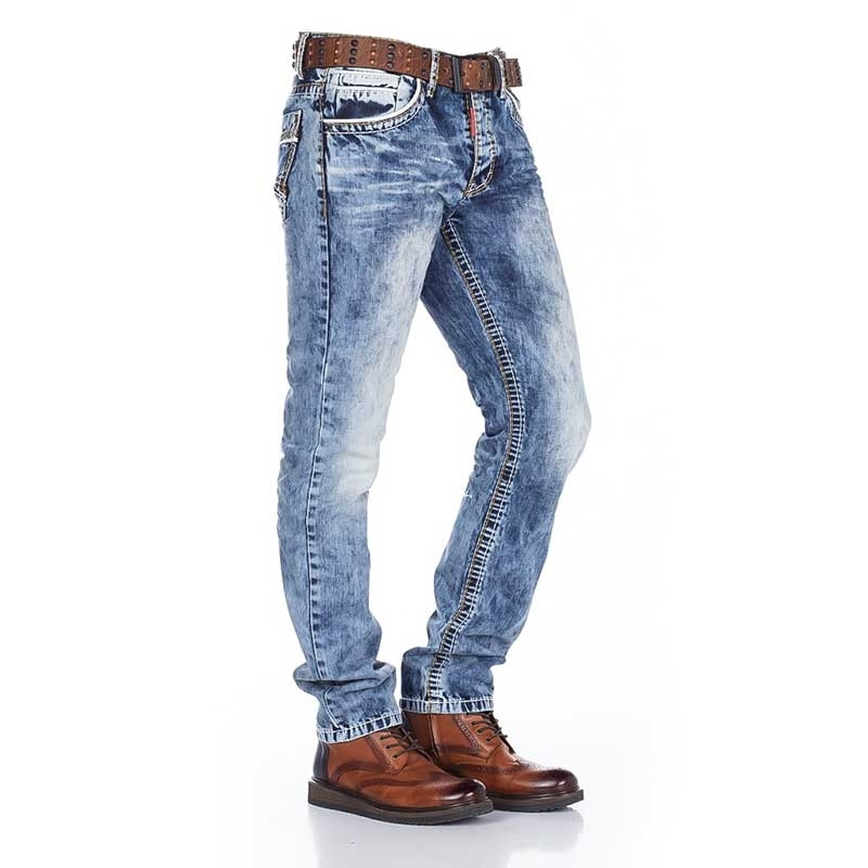 CIPO and BAXX  JEANS CD148 classic fade