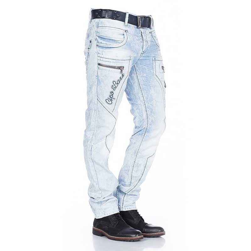 CIPO and BAXX JEANS CD272 retro look