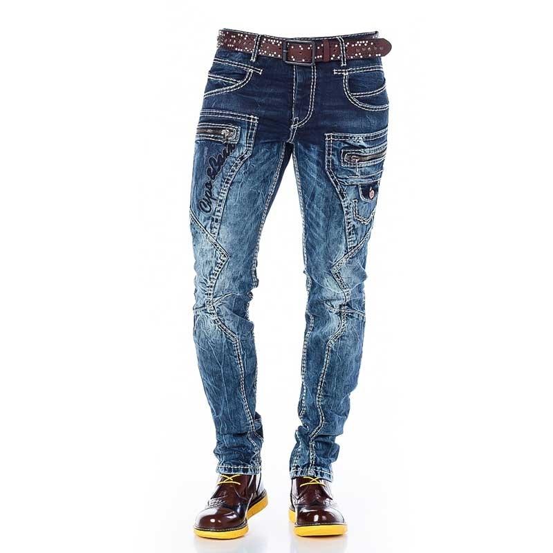 CIPO and BAXX  JEANS CD296 designer pockets