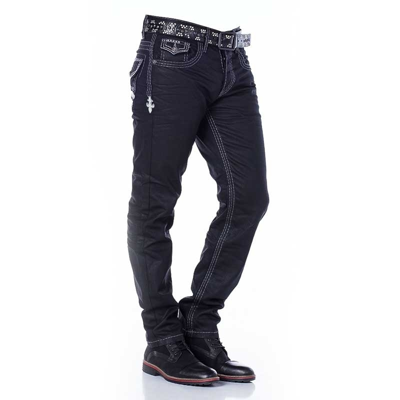 CIPO and BAXX JEANSHOSE CD295 Modern Schnitt