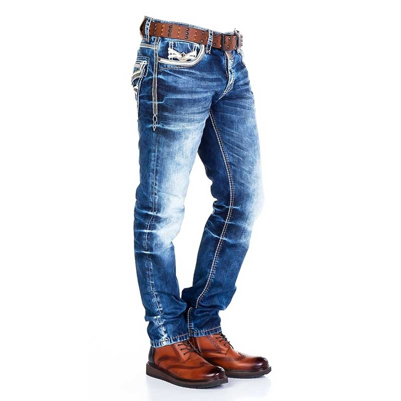 CIPO and BAXX JEANS CD287 classic fade