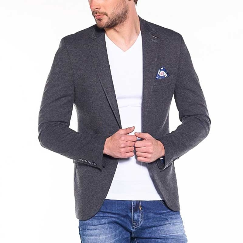 CIPO and BAXX BLAZER modern EVENING PERRY Theater CJ165 Mainstream anthracite