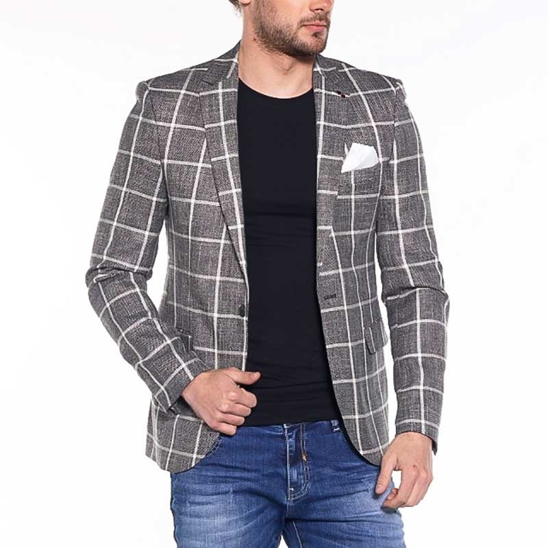 CIPO and BAXX BLAZER CJ167 checkered design