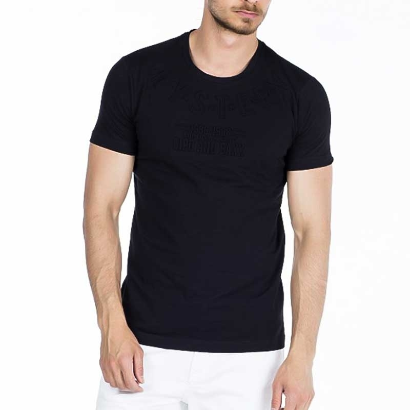 CIPO and BAXX T-SHIRT regular BASIC MYSTERY Alltag CT277 Streetwear black