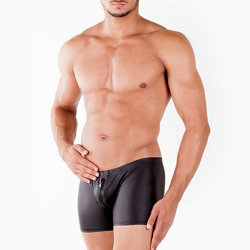 WAGNER Berlin PANT hot Wet-Look CONSTANTIN 2-ZIPP WAB-172355 Fetisch Wear black