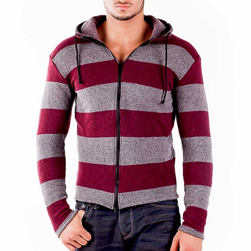 WAGNER Berlin 183017 CARDIGAN Striped Sweater Style