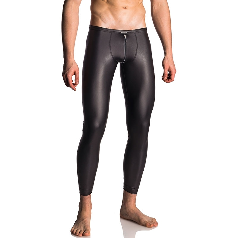 MANSTORE LEGGINGS M510 double zipper