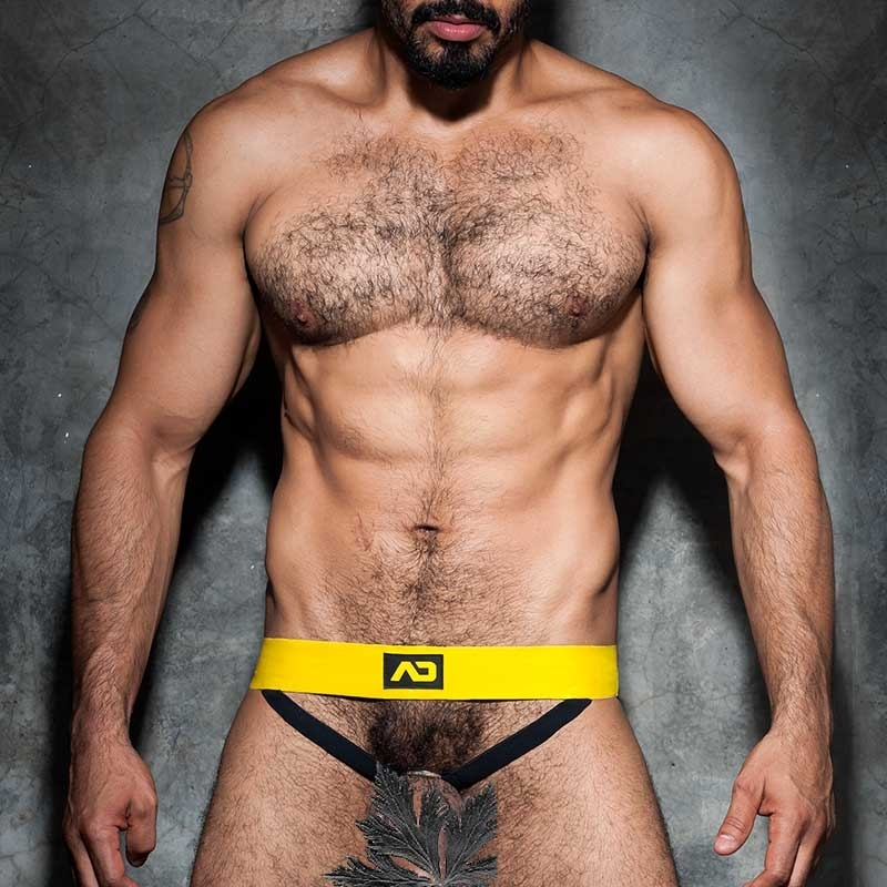 AD-FETISH JOCK ADF57 double strap design