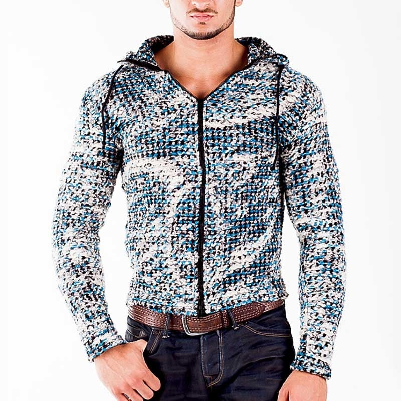 WAGNER Berlin CARDIGAN 187078 mottled