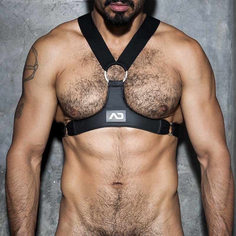 ADDICTED HARNESS ADF23 Brustplatte