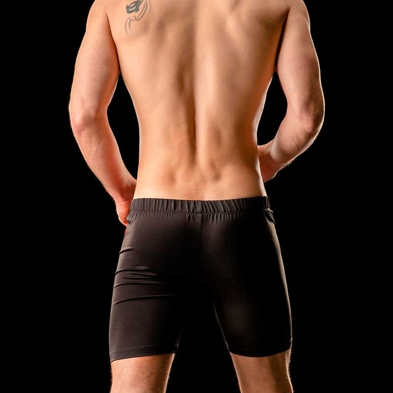 BARCODE Berlin SHORTS lace sprint EMILE sport 90905 swim Pants red