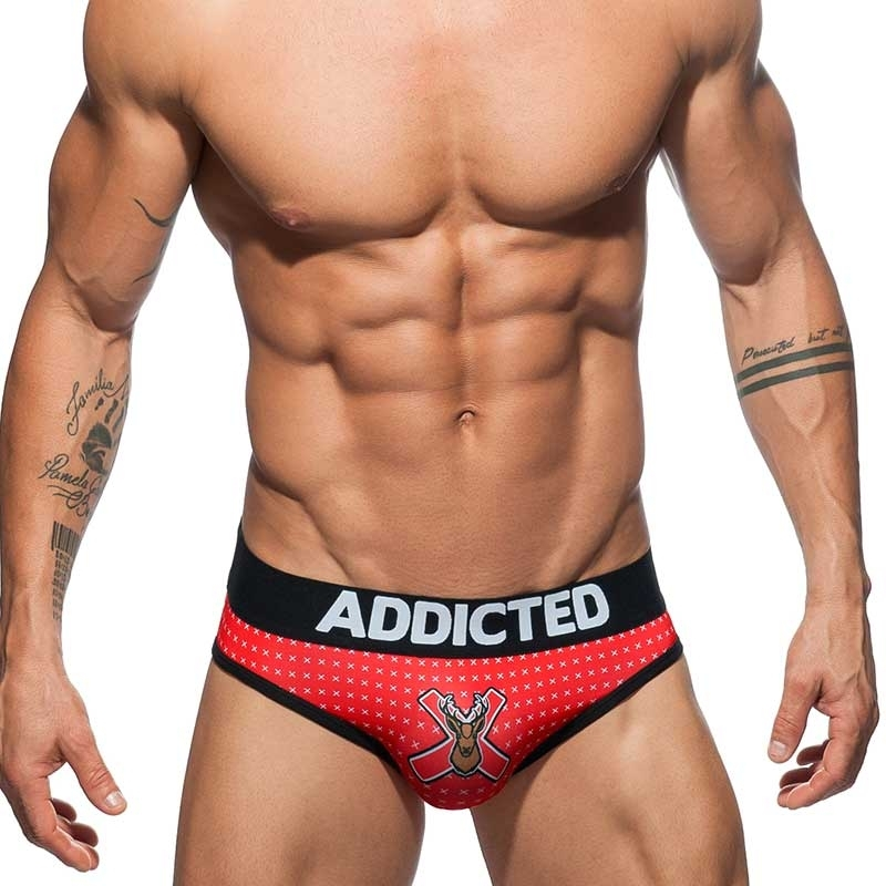 ADDICTED SLIP AD621 mit Weihnacht Design