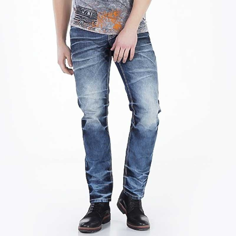 CIPO and BAXX JEANSHOSE CD328 Designer Denim