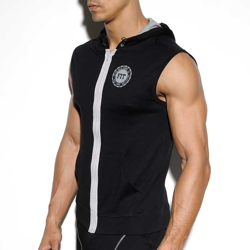 ES Collection HOODIE TANK SP159 athletisch Meisterschnitt