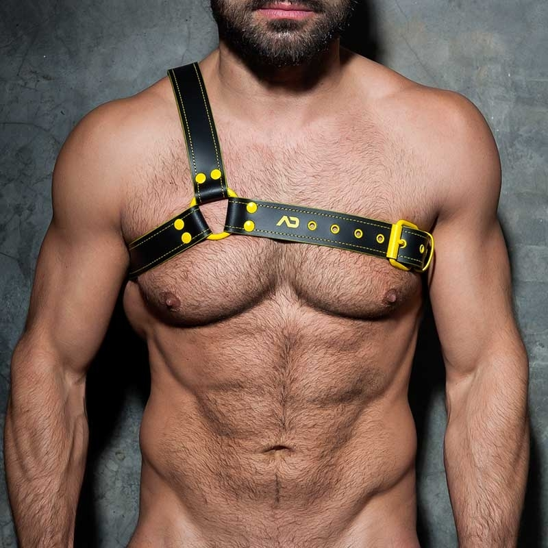 ADDICTED HARNESS ADF38 mit Hanky Code
