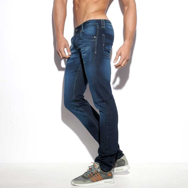 ES Collection JEANSHOSEN ESJ022 Herren casual Denim