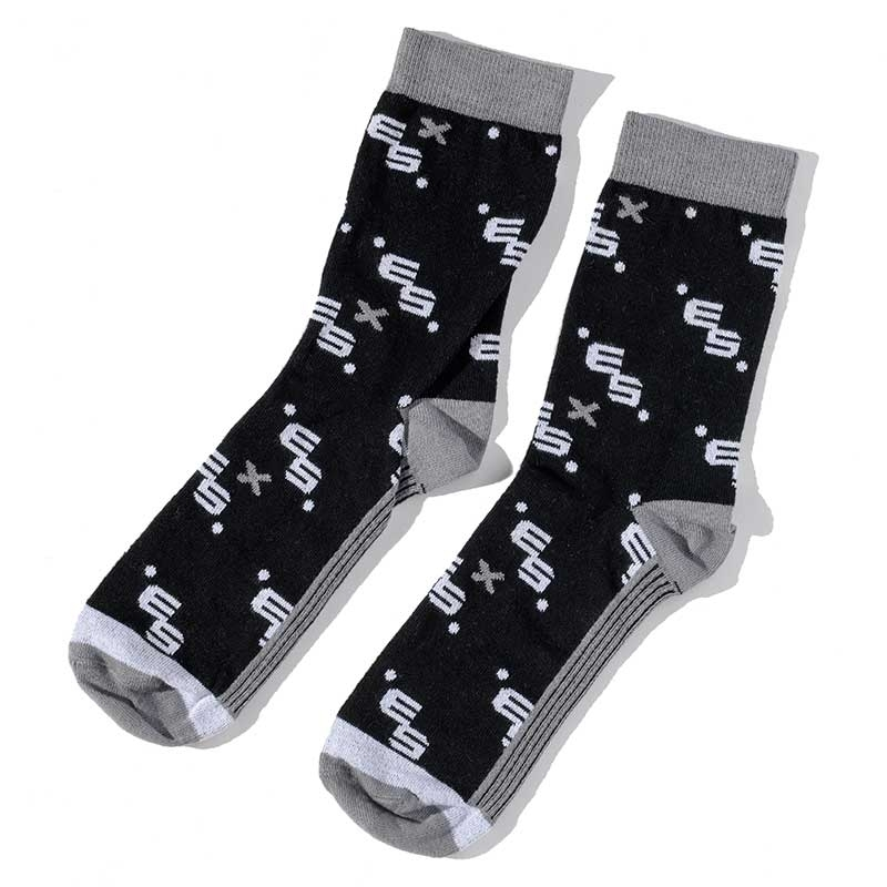 ES Collection SOCKS SCK06 with embroidered design