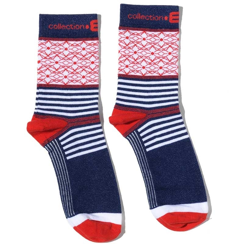 ES Collection SOCKS SCK05 designer sailor pattern