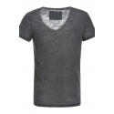 STITCH & SOUL T-Shirt  loungeclub gray