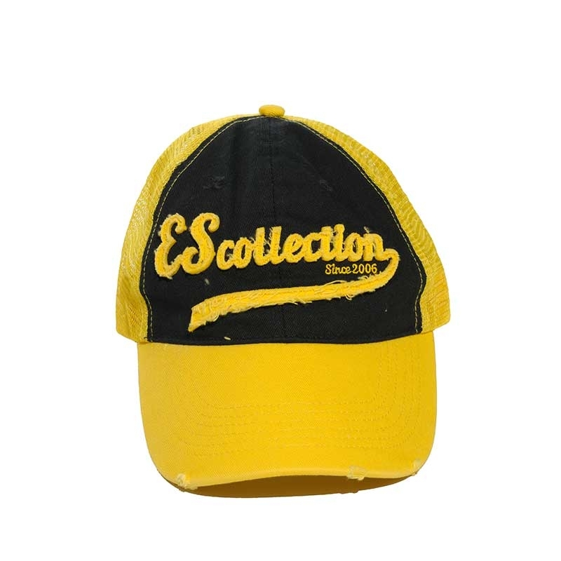 ES Collection CAP CAP001 mit Used-Look Stoff