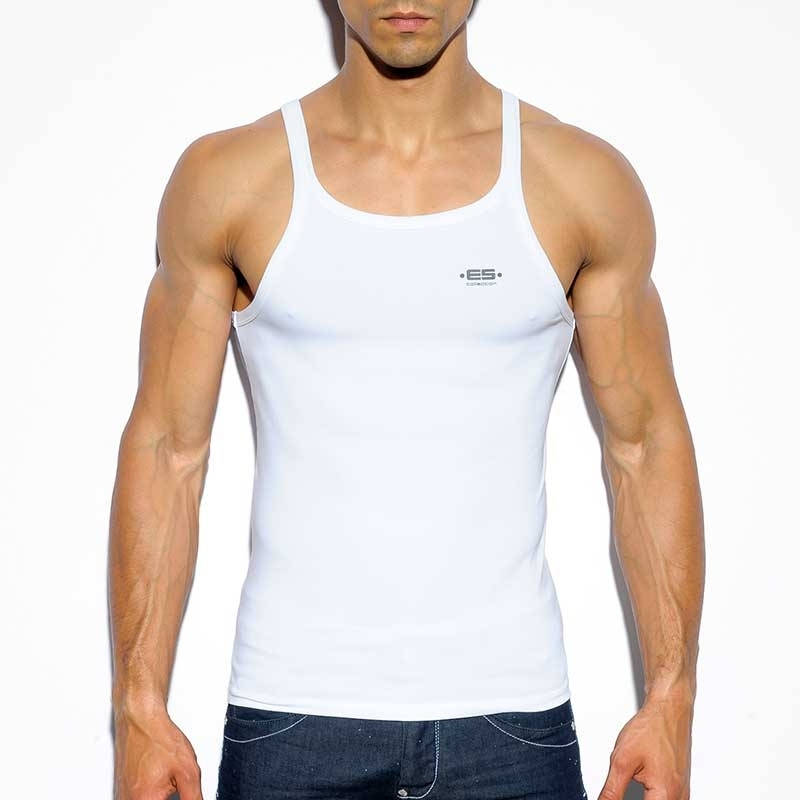 ES Collection TANK TOP TS187 mit schmalen Schulterriemen