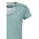 STITCH & SOUL T-Shirt relaxe zone mint