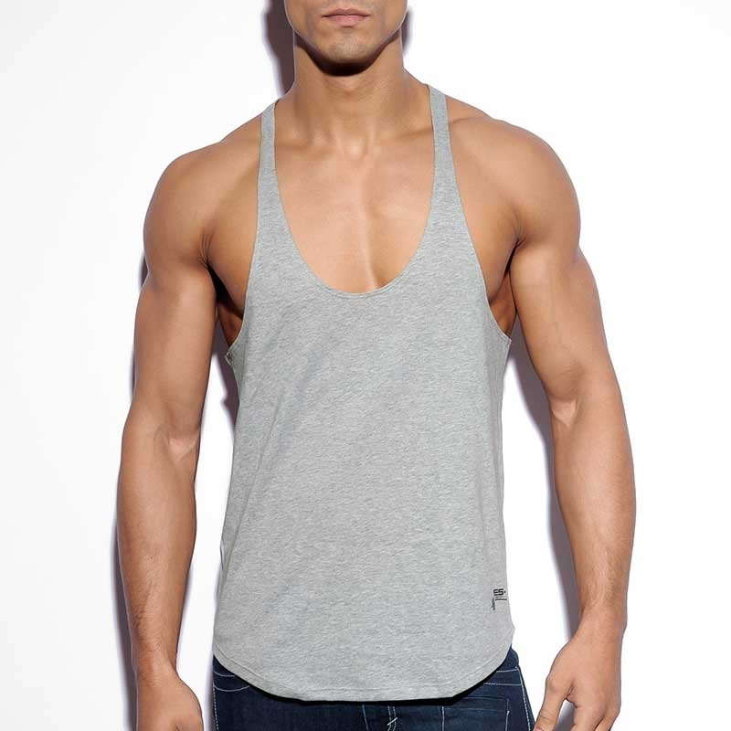 ES Collection TANK TOP TS160 with narrow muscle cut